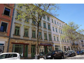 Wohnen in Dresden-Plauen - Eine Wohnung ideal für Studium und Freizeit