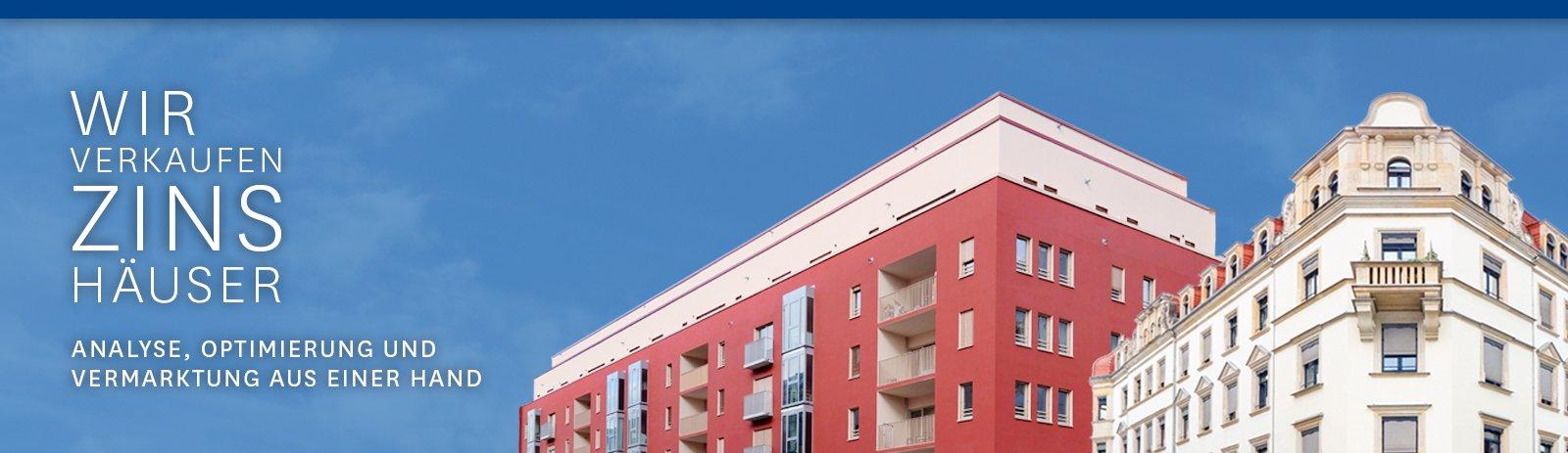 Zinshaus Immobilien in Dresden kaufen