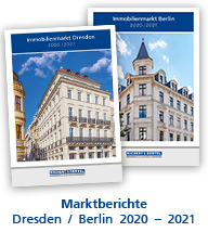 Immobilienmarktbericht Dresden und Berlin